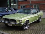 1968 Ford Mustang HT