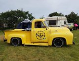 1955 Ford F100.